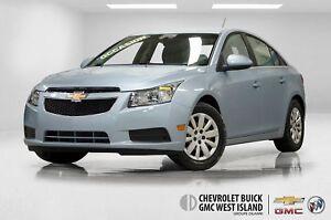 2011 Chevrolet Cruze-LT Turbo **AUT0 ** GROUPE ELECTRIQUE **
