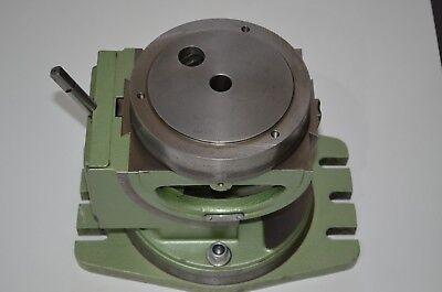 Schwenkbarer Spanntisch mit Drehplatte Rückle ATD Größe 2 RHV9450