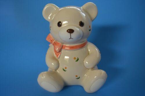 Teddy Bear Coin Bank Otagiri