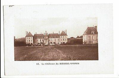 CPA - Carte postale - FRANCE - Mesnil Voisin - Son Château -1910 - S436