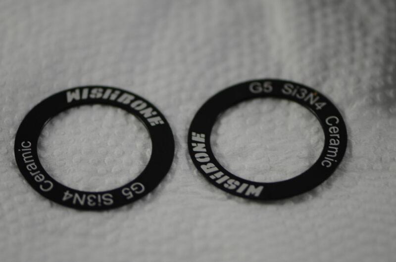 WISHBONE Ceramic Bottom bracket PF30SLS 68mm for SRAM Red//BB30//ROTOR U.Z BIKE