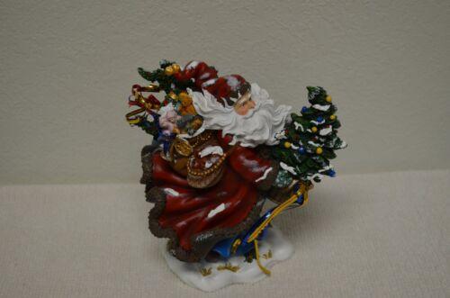 Windswept Wayfarer Santa Peggy Abrams Used