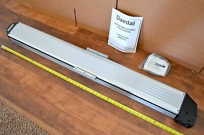 New Parker Daedal 506042pd Linear Actuator Belt-drive Nema34 Mount - Plasma Cnc