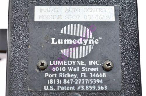 LUMEDYNE #007S SPOT AUTO CONTROL MODULE