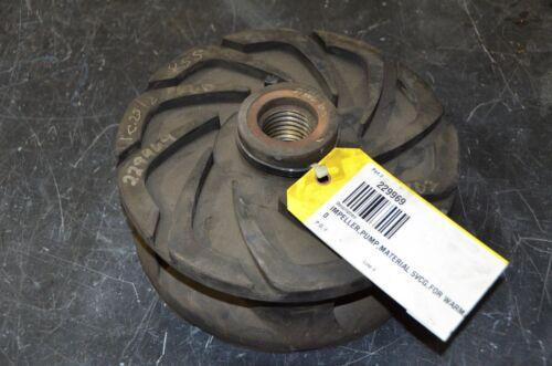 "Warman D3147 10"" Rubber 5VCG Slurry Pump Impeller for 4/3 C-AH D-AH / 229969 NOS"