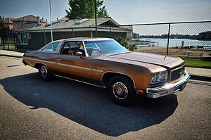 1976 Chevrolet Impala 2 Door Coupe