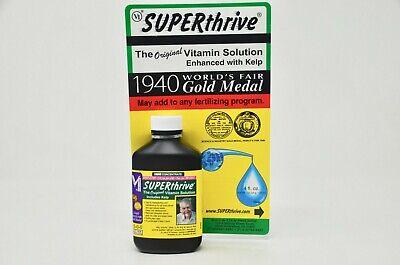 Superthrive 4 oz. Plant Vitamins - Hormones Hydroponics