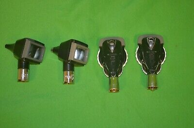 Welch Allyn Opthalmoscope Heads 165177 And 3146775 - 2 Pairs