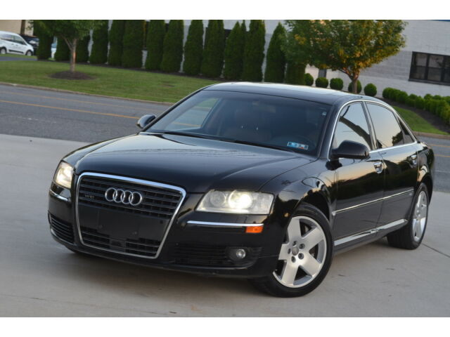 Image 1 of Audi: A8 4dr Sdn 6.0L…