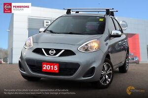 2015 Nissan Micra SR 2015 Nissan Micra Krom Special Edition h...