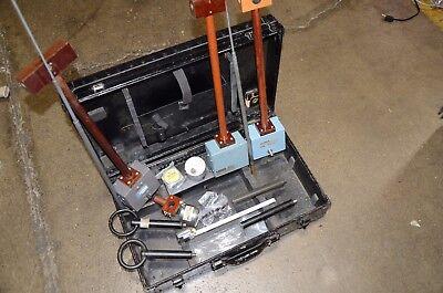 Ailtech Singer Tuned Dipole Antenna Emi Kit Dm-105a Mp-105a Ep-105a Field Probe