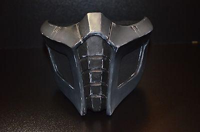 MK9 Boon Alternate mask costume cosplay Noob Saibot Mortal kombat MK9 MKX