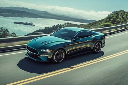 2018 Ford Mustang Coupe Hope Island Gold Coast North Preview