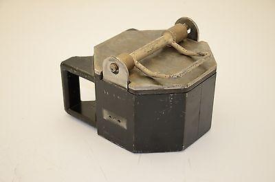 Vibratory Centrifugal Barrel Tumbler 1.15 Liter 195mmw 160mmh Hexagonal