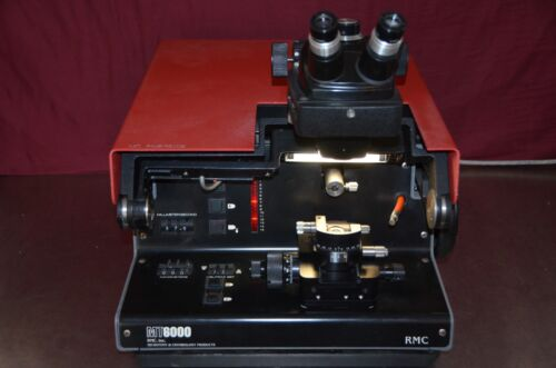 RMC MT6000 Ultramicrotome Motorized Microprocessor Controlled Microtome