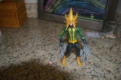 MARVEL LEGENDS Spider-Man SPACE VENOM Series ELECTRO Figure
