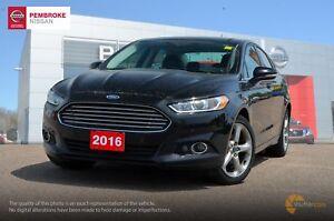 2016 Ford Fusion SE 2016 Ford Fusion SE sedan