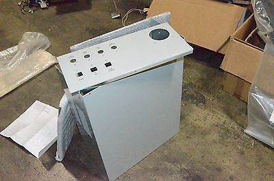 Ac Power Electrical Distribution Box Enclosure Cleanroom Clean Room New