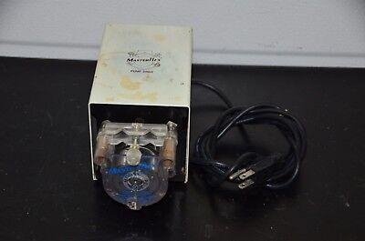 Cole Parmer Masterflex Pump Drive With 7021-24 Pump Head