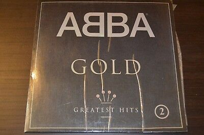 abba gold 2 greatest hits lp vinyl