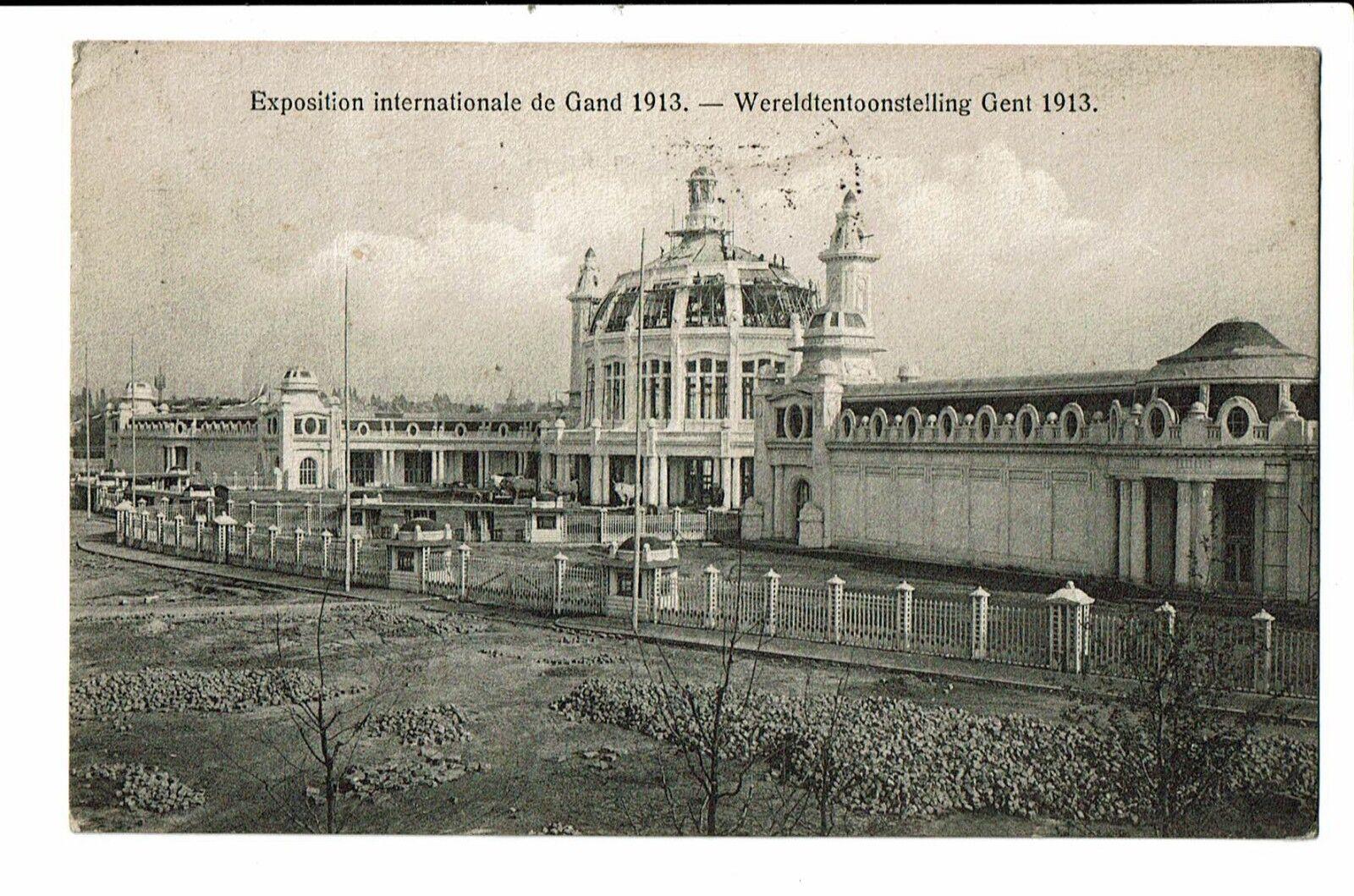 CPA-Carte postale--Belgique   Gent - Exposition internationale - 1913 - S4564