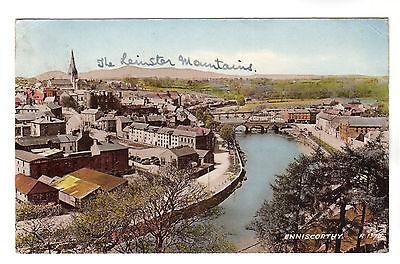 Enniscorthy - Photo Postcard 1952
