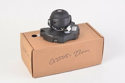 Nib Axis Q3505 22mm Mk Ii Network Camera 0873-001 Open Box Never Used