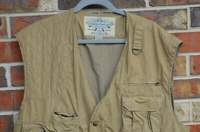 99c32e538913b Banana Republic Safari Vest Photographer Fishing Travel Pocket XL