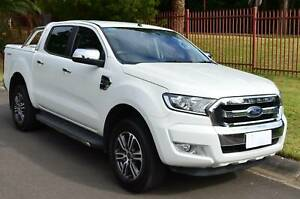 2015 Ford Ranger XLT 3.2 HI-RIDER Auto MKII - With Lots Extras !!!!!!!
