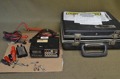 Simpson Digital Multimeter Anpsm-45 Of-1