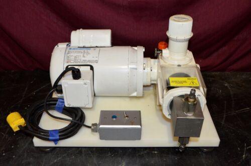 Alfa Laval Reciprocating Plunger Pump / 1/2HP 1PH Motor Variable Stroke Dosing