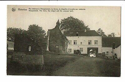 CPA - Carte Postale -Belgique Waterloo -Vue intérieure d' Hougoumont -VM886