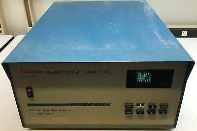 Thermo Environmental Instruments 42c No-no2-nox Analyzer High Level