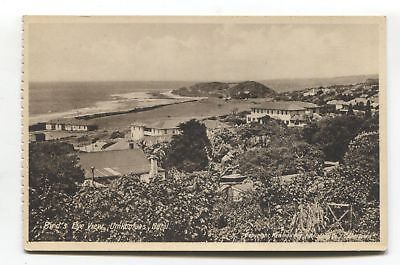 South Africa - Umkomaas, Natal - bird's eye view - old postcard