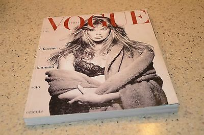 September 1988 Vogue Italia Cappotto Maxmara Fashion Clothing Ad Ads