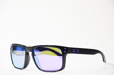 Oakley Holbrook OO 9102 26 55/ Matte Black Kunststoff schwarz Sonnenbrille Neu