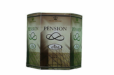 Pension 6ml by Al Rehab Concentrated Perfume Oil Box of 6 Best