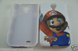NEW-Super-Mario-Bros-Hard-Plastic-Case-for-Samsung-Galaxy-S4-i9500-NEW