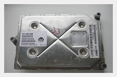 FIAT FREEMONT A2C7432240100 INJECTION COMPUTER BOX P68248880AA 05150921AB