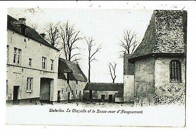 CPA - Carte Postale - Belgique-Waterloo -Chapelle et Basse Cour d' Hougoumont