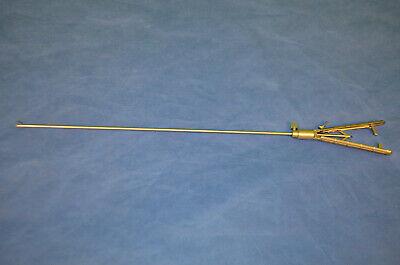 Karl Storz 26178mc Koh Macro Needle Holder Curved Right 5mmx43cm