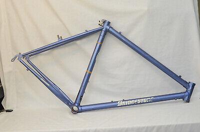 """Vintage Bridgestone MB-2 Lugged Tange Steel Frame Mountain Bike 26 """"ホイールラージ"""