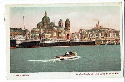 CPA - Carte postale - FRANCE - Marseille - Notre-Dame de la Garde S2134
