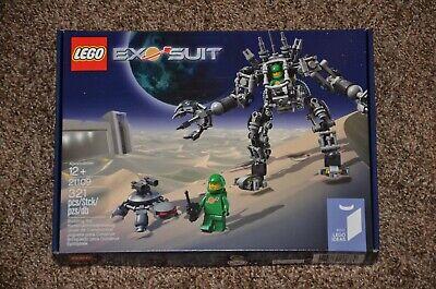LEGO Ideas 21109 Exo-Suit New