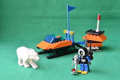 Arctic Lego Set 6586 - Polar Scout (Year 2000)