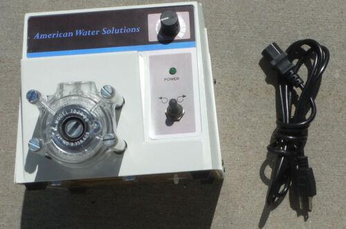 American Water Solutions Perstaltic Pump, Masterflex Cole Parmer