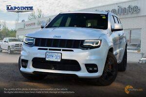 2017 Jeep Grand Cherokee SRT 2017 Jeep Grand Cherokee SRT8 4x...
