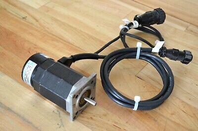 Pac-sci Powermax Ii M22nsls Nema23 Dual-shaft Stepper Motor With Sumtak Encoder