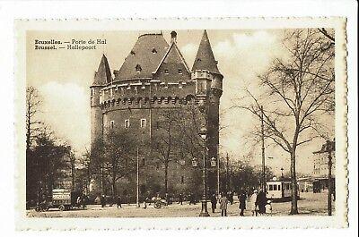 CPA - Carte postale -BELGIQUE-Bruxelles  - Porte de Hal -S1505