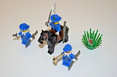 Lego Western Set Number 6706, Frontier Patrol, Produced in 1997 - Set Number